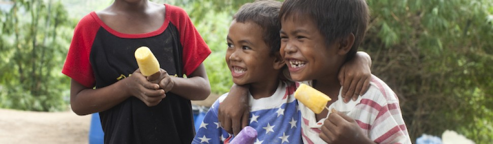 VIDEO: Brooklyn Art Project visits with the Dumagat tribe in SE Asia