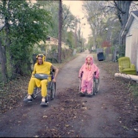 FILM SHORT - Guns, joints and wheelchairs